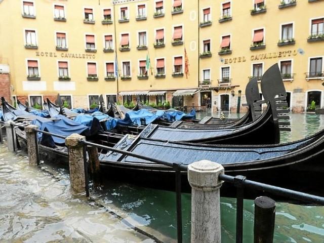 Inondation à Venise. L'Italie décrète l'état d'urgence