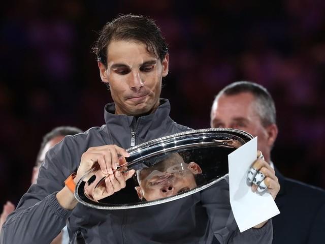 """Nadal : """"C'est plus facile d'oublier cette finale que la demie de Wimbledon"""""""