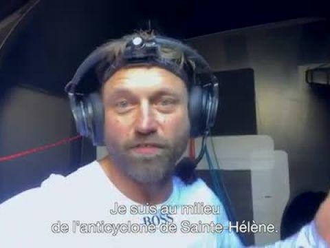Voile - Vendée Globe - Vendée Globe: Alex Thomson décrypte les dégâts d'«Hugo-Boss»