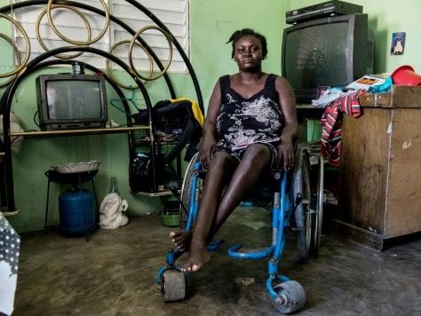 Dix ans après le séisme en Haïti, des survivants oubliés de tous