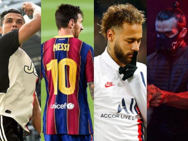 Les 10 footballeurs les plus riches en 2021