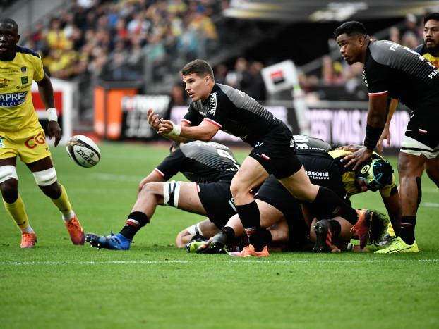 Coupe du monde de rugby – Dupont présent à l'entraînement, pas Penaud