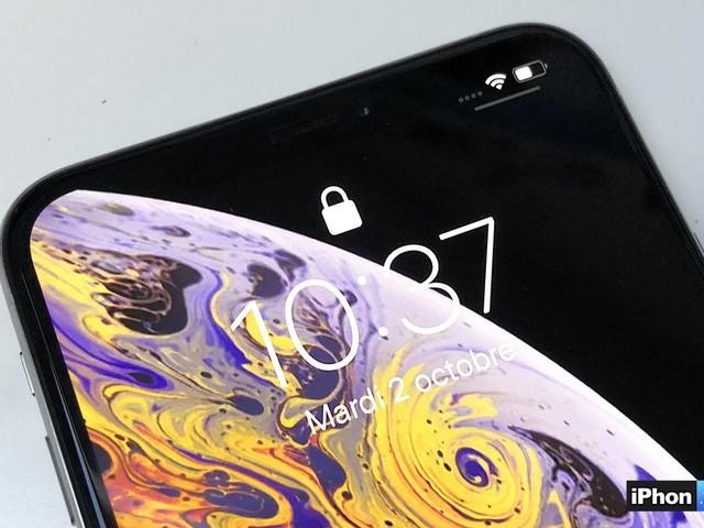 Les iPhone XS affichent des vitesses d'accès 4G plus élevées que le reste de la gamme, de loin !