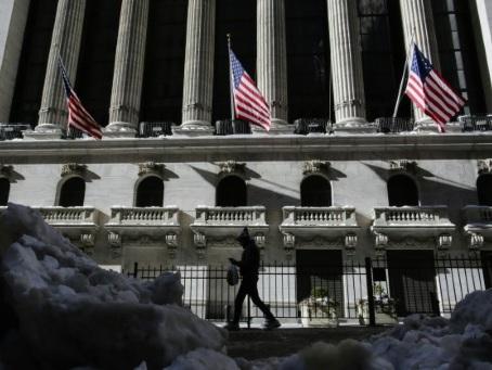 Wall Street ébranlée par la hausse des taux d'intérêt