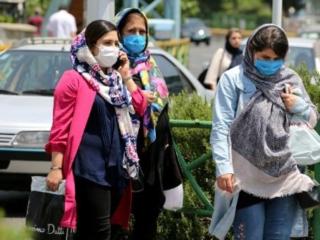 Covid-19 : nouveau record en Iran avec 200 morts en 24 heures