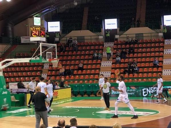 Basket - Jeep Elite - J20 - le derby retour pour Limoges qui bat Boulazac 88-75
