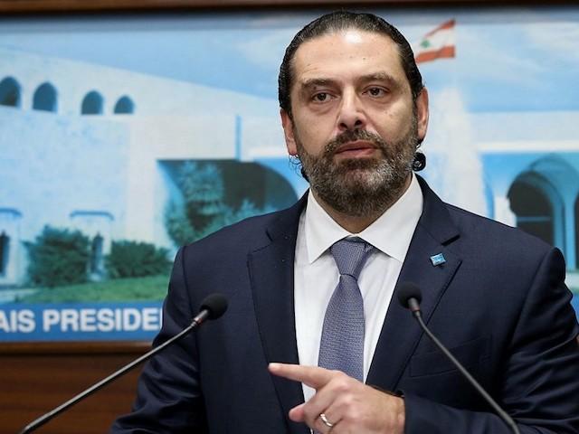 Liban : le Premier ministre Saad Hariri annonce sa démission