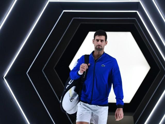 Masters 1000 de Paris: finale Djoko-Shapo après le forfait de Nadal