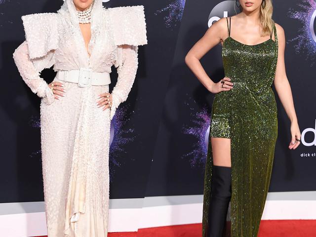 American Music Awards 2019 : retour sur les looks les plus sensationnels des stars