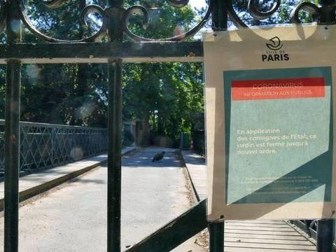 Coronavirus EN DIRECT: Les parcs urbains, notamment à Paris, rouvrent ce matin…