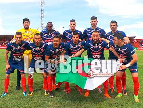 Nkana FC 1 - CRB 0 : Le Chabab assure la qualif'