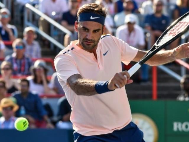 Tennis: Federer peut redevenir le maître à Cincinnati