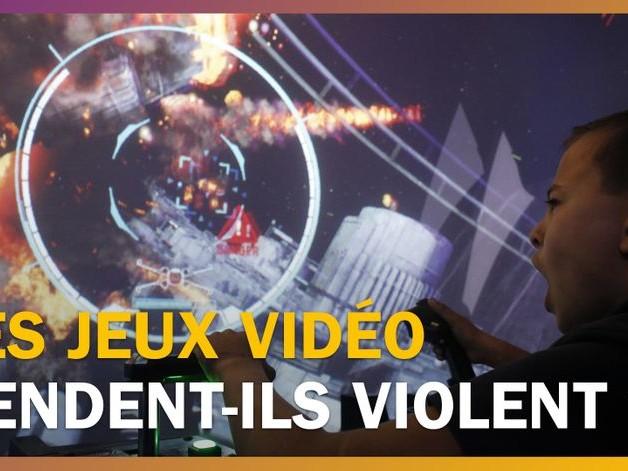 Les jeux vidéo rendent-ils violent ?