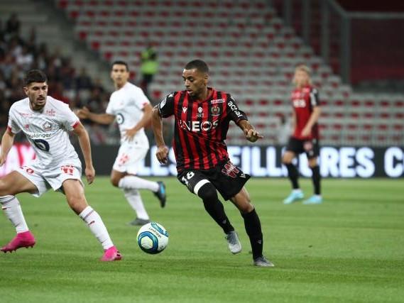 Foot - L1 - Nice - Ligue 1 : Alexis Claude-Maurice et Youcef Atal seuls Niçois absents pour le match à Lyon