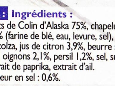 Plats préparés et denrées alimentaires préemballées : ce que révèle la liste des ingrédients (et comment la lire)