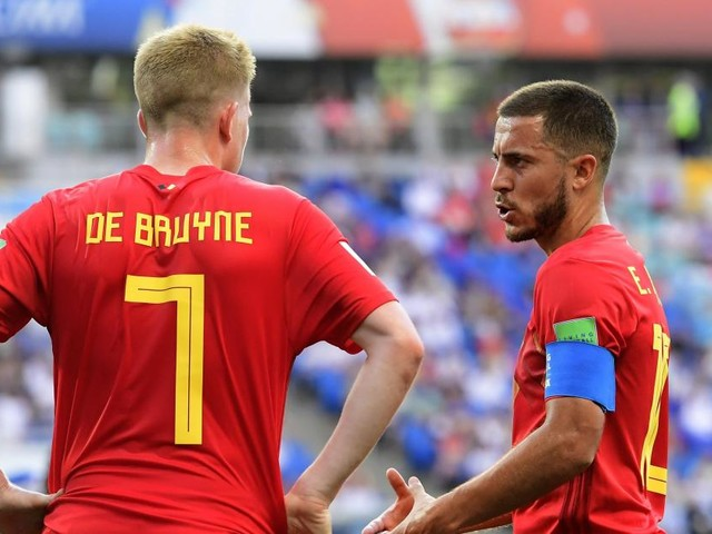The Best FIFA Football Awards: Eden Hazard et Kevin De Bruyne visent une place dans le Onze de l'année