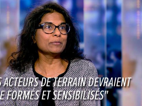 """Comment éviter que d'autres femmes, comme Aurélie, soient victimes de violences conjugales? """"La justice manque de moyens"""""""
