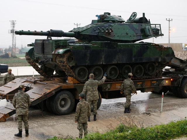 La Turquie s'apprête-t-elle à envahir l'enclave kurde en Syrie?