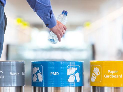 Semaine européenne de réduction des déchets: bientôt un sac bleu pour tous les plastiques