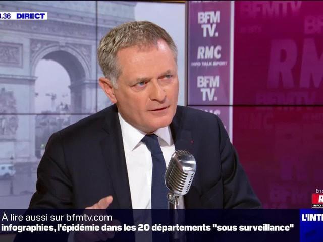 Philippe Juvin face à Apolline de Malherbe en direct - 26/02