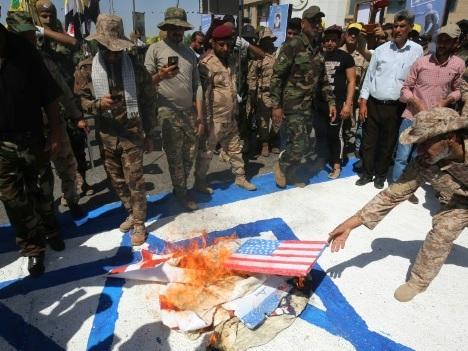 Américain tué en Irak: les représailles américaines font 19 morts dans les rangs des pro-Iran