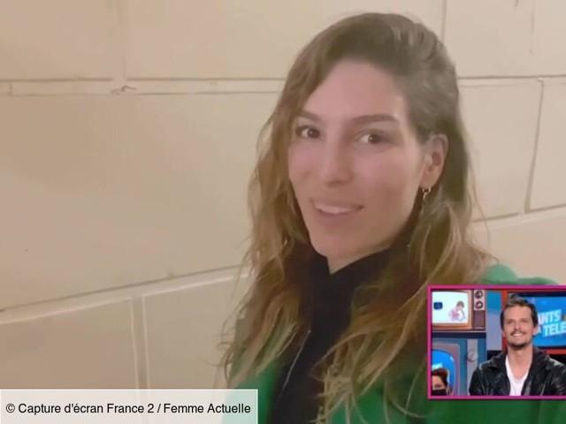 """Laury Thilleman : sa délicieuse surprise à son compagnon sur le plateau des """"Enfants de la télé"""""""