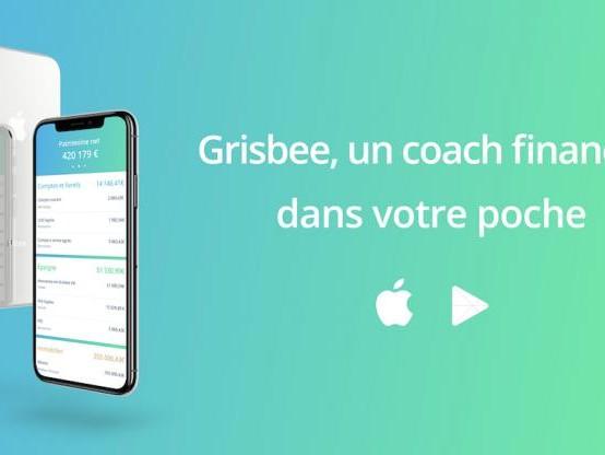 Le « coach financier » Grisbee se décline sur mobile