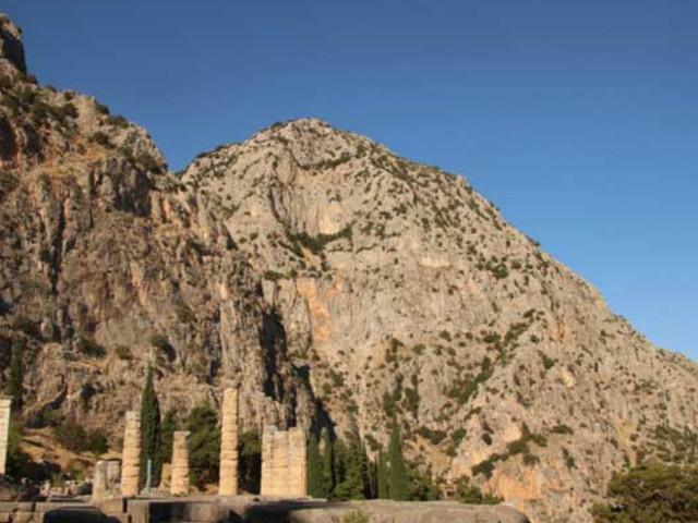 J'ai visité Delphes, le cœur de la Grèce
