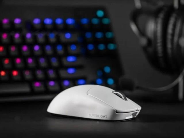 Logitech G PRO X Superlight, une souris super légère pour le gaming