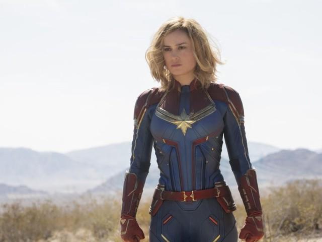 """""""Captain Marvel"""": Brie Larson répond parfaitement à ceux qui lui reprochent de ne pas assez sourire"""
