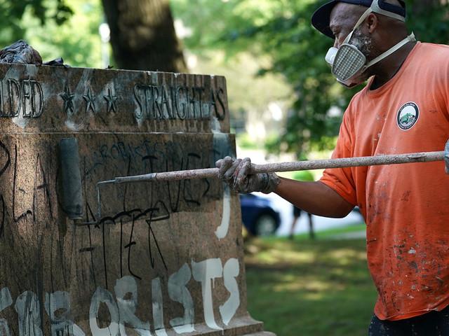 Pourquoi les États-Unis n'arrivent pas à se débarrasser des symboles confédérés