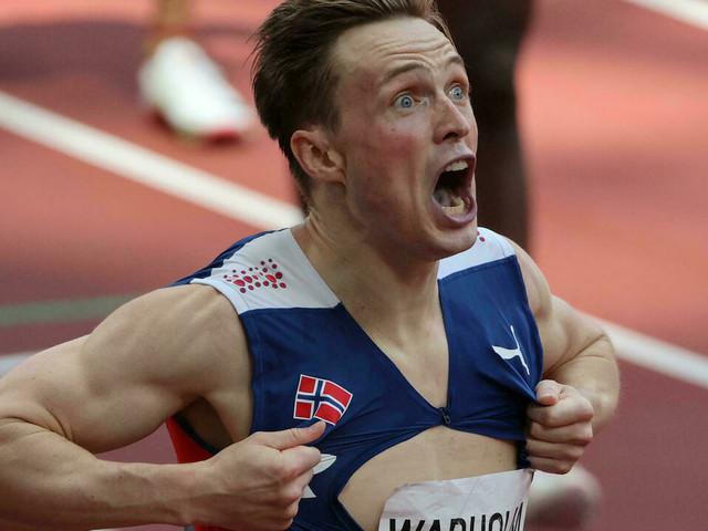JO-2020 - Athlétisme: le triomphe de Warholm le démolisseur