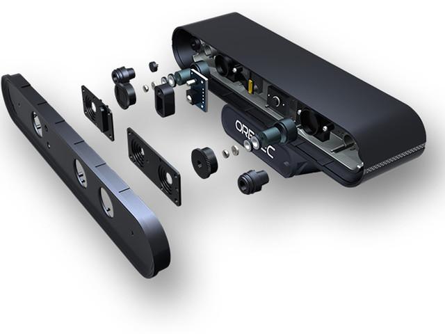 Une caméra 3D qui voit dans le noir le plus total