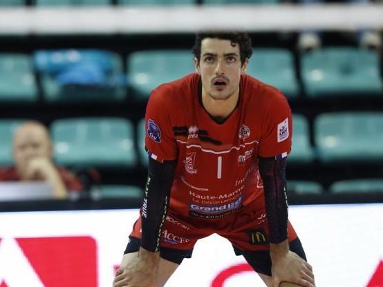 Volley - Ligue A (H) - Ligue A : Chaumont chute à Toulouse mais reste leader