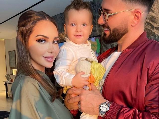 Nabilla : Émouvantes retrouvailles avec son père Khoutir, il a enfin rencontré Milann !