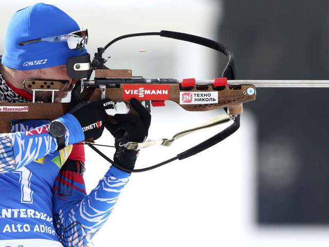 Dopage: des athlètes russes visés par une perquisition aux Mondiaux de biathlon