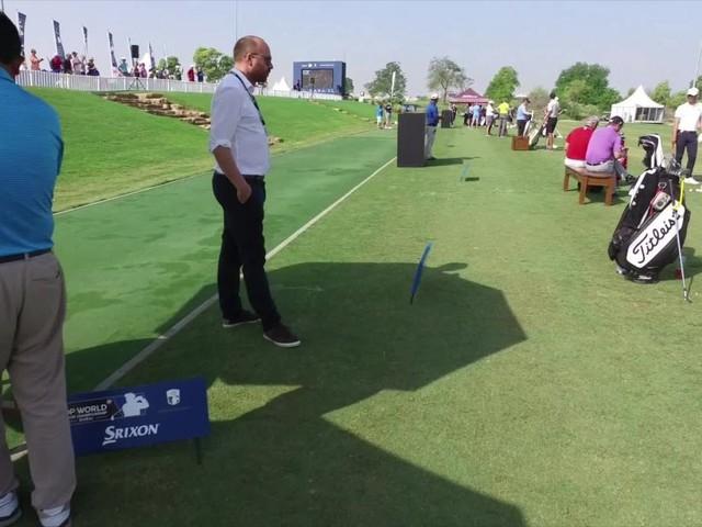 Golf - EPGA - DP World Tour Championship : Dans les coulisses de Jumeirah