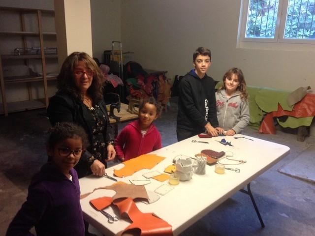 Graulhet. «À fleur de peau» : les écoles à la découverte du cuir