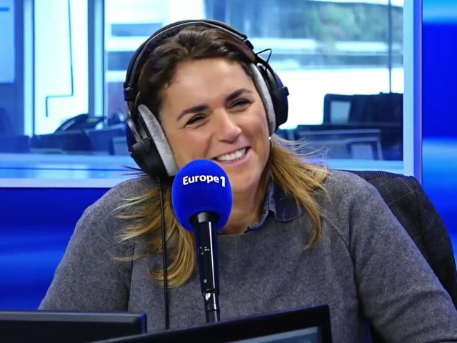 """Valérie Bénaïm : """"Une émission est une partition de musique, et il s'agit de faire une belle mélodie"""""""