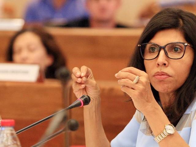 VIDEO - Nassimah Dindar conduira une liste aux municipales de Saint-Denis