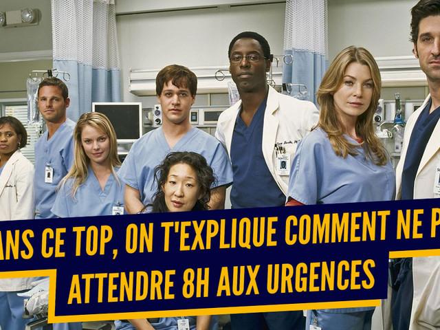 Top 10 des secrets des gens qui bossent aux Urgences, le service le plus folklorique de l'hôpital