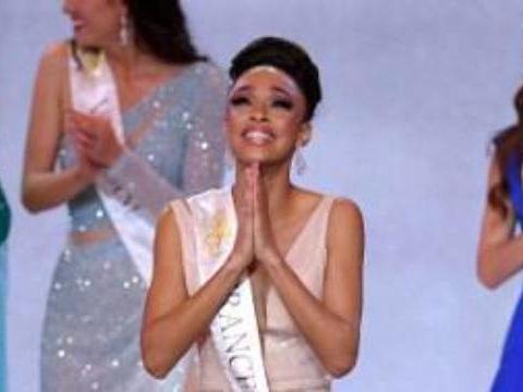 Ophély Mézino, Miss Guadeloupe, est la deuxième femme la plus belle du monde
