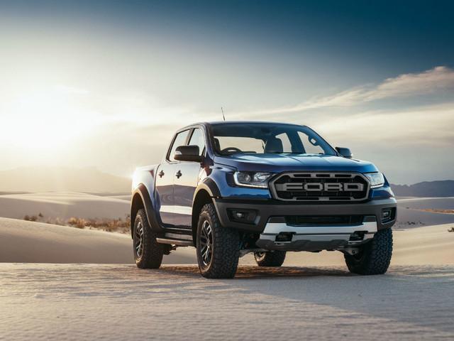 Prix Ford Ranger Raptor: le plus féroce des pick-up arrive!