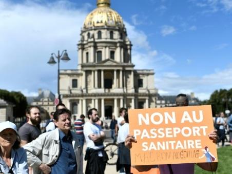 Une 6e journée de mobilisation contre le pass sanitaire samedi à travers la France