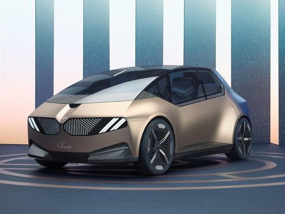 Le concept BMW i Vision Circular a été pensé selon les principes de l'économie circulaire