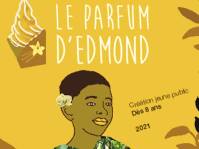 """La Compagnie Baba Sifon présente """"Le Parfum d'Edmond"""" au théâtre Luc Donat"""