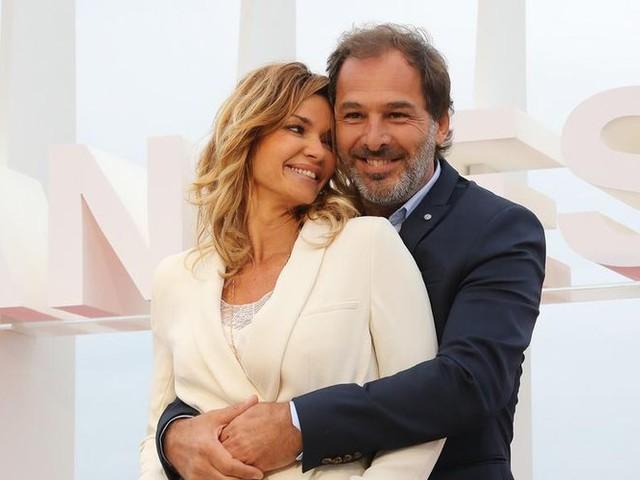 L'actrice Ingrid Chauvin annonce sa séparation avec Thierry Peythieu, après dix ans de relation