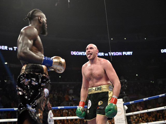 """Tyson Fury donne son secret pour battre Wilder : """"Je me masturbe 7 fois par jour"""""""
