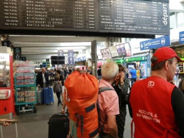 France: une panne géante révélatrice d'un réseau de train vieillissant