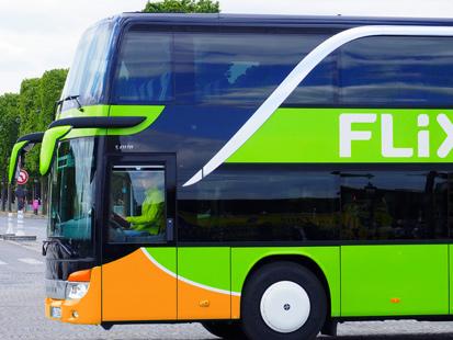Flixbus : 1 million de billets dès 0,99€ pour voyager au printemps 2019